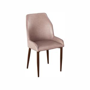 Jedálenská stolička, hnedá, IMPERIA